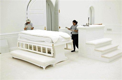 Inside the Polygamist Retreat