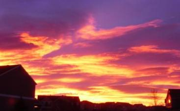 sunrise-neighborhood